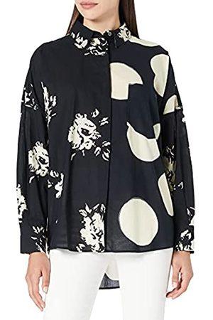 Desigual Womens CAM_NILO T-Shirt, Black