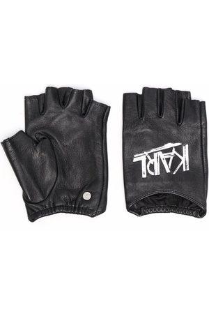 Karl Lagerfeld K/Ikonik Handschuhe mit Logo