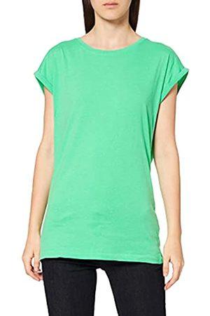 Urban classics Damen Ladies Extended Shoulder Tee T-Shirt