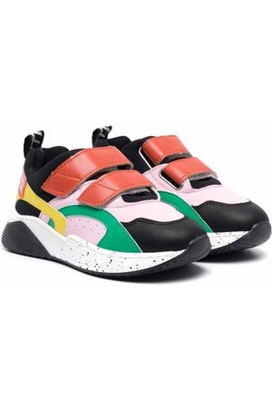 Stella McCartney Kids Mädchen Sneakers - Sneakers mit Klettverschluss