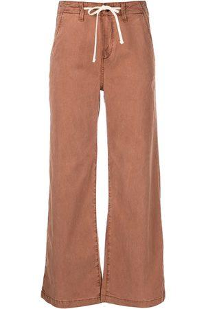 PAIGE Jeans mit Kordelzug