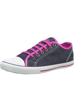Dockers 346012-080942 Damen Sneaker, (navy/ )