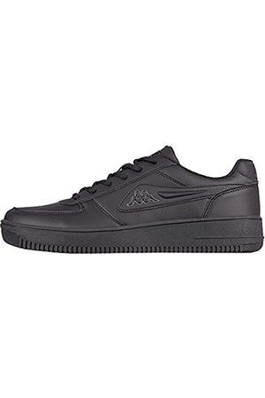Kappa Unisex-Erwachsene Bash Sneaker, (Black/Grey 1116)