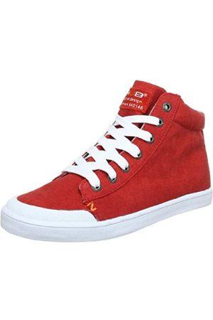 Hub Jersey-W C W12-06 C-C01-24, Damen Sneaker, (red/wht 24)