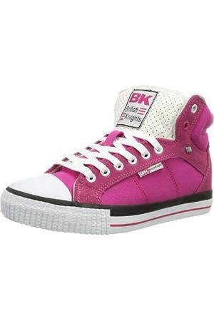 British Knights DEE B33-3769 Damen Sneaker, Pink (Fuchsia/Black 1)