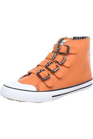 ESPRIT Benny Multi Buckle P12756, Mädchen Sneaker, (flash 831)