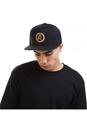 Marvel Herren Avengers Logo Baseball Cap