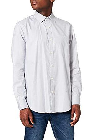FIND Amazon-Marke: Herren Regular Fit Business Hemd