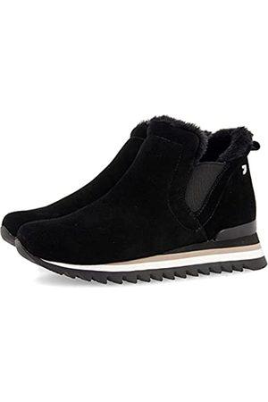 Gioseppo Damen Eckero Sneakers, Negro
