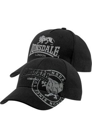 Lonsdale London Baseball Cap, (Packung, 2 St.)