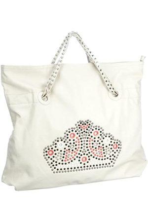 Fornarina Damen Shopper - Bags POLLON FLUO B605PS41, Damen, Shopper , 44x11x43