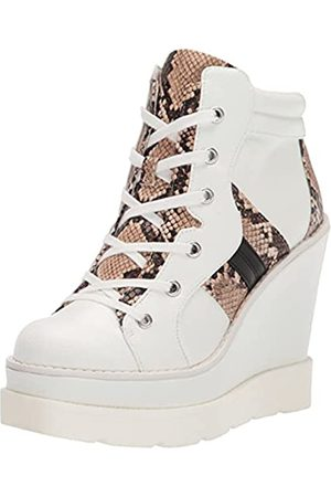 Jessica Simpson Damen MELINEY Sneaker, /Khaki