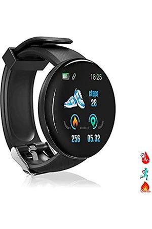 DAM D18 Smart-Armband mit Benachrichtigungen, Herz-Monitor, O2, Blut, Puls