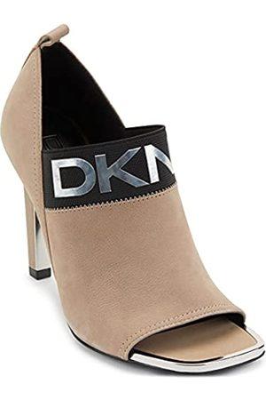 DKNY Damen Alvin Sandale mit Absatz, Steinfarben/