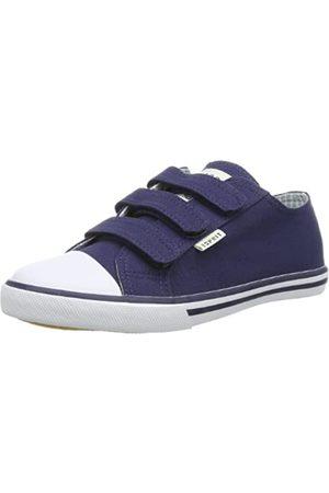 ESPRIT Timmy Tape 024EKKW011, Unisex-Kinder Sneaker, (navy 415)
