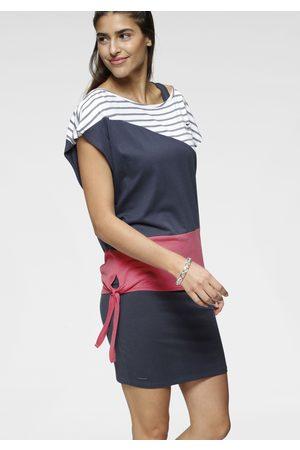 KangaROOS 2-in-1-Kleid, (2 tlg.), in sommerlicher zweiteiliger Kombination Kleid und Shirt