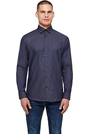 SELECTED Herren SHDONENEW-Mark Shirt LS Businesshemd