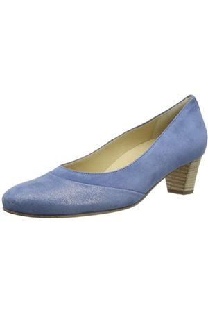 Hassia Damen Rimini, Weite G Geschlossen, (Blue 3200)