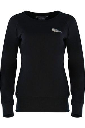 Mazine Sweatshirt »Marla Sweater«, mit kleiner Tier-Applikation