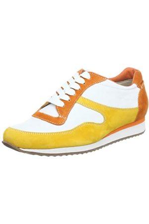Hassia Capri, Weite J 5-302432-87990, Damen Sneaker, (citrus/multi 8799)
