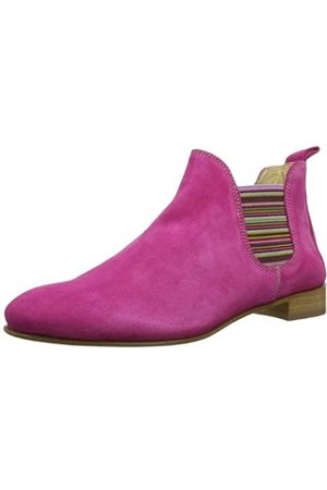 Accatino 960807 Damen Schnürhalbschuhe, Pink (fuchsia 43)