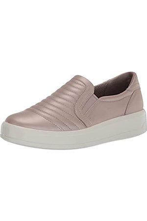 Ecco Damen Soft 9 II Slip On Sneaker, Metallic- -Rosen