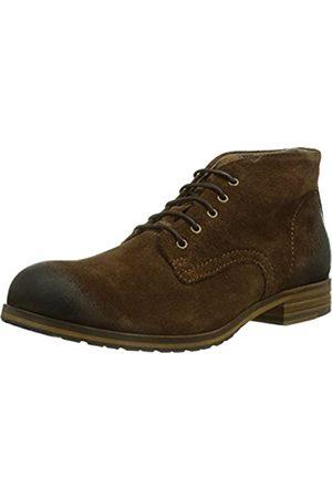 NoBrand Damen Shelter Chukka Boots, (Brandy 06)