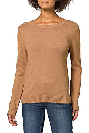 VILA Clothes Damen VIRIL O-Neck L/S Knit TOP-NOOS Shirt