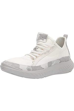 Ecco Damen ST.1 Lite Slip On Luxe Sneaker, /Hellweiß