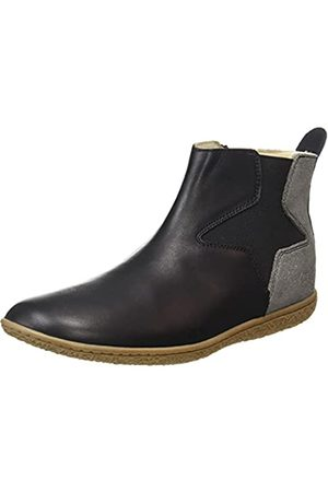 Kickers Damen Vermillon Oxford-Schuh, /silberfarben/Metall