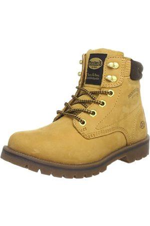 Dockers by Gerli 330512-003093, Damen Desert Boots, (golden tan 093)