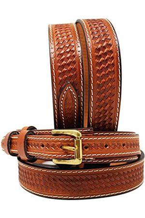 Affilare 12RAA101 Westerngürtel für Herren, 3,8 cm breit