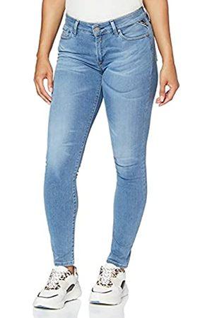 Replay Damen High Waisted - Damen Luz High Waist Jeans
