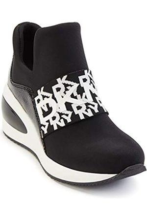 DKNY Damen Sneaker, / Logo Borg