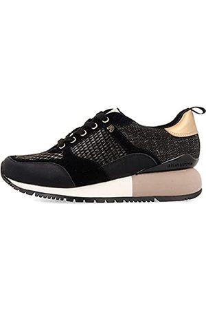 Gioseppo Damen Anzac Sneakers, (Negro Negro)