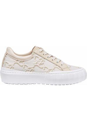 Fendi FF Karligraphy Slip-On-Sneakers
