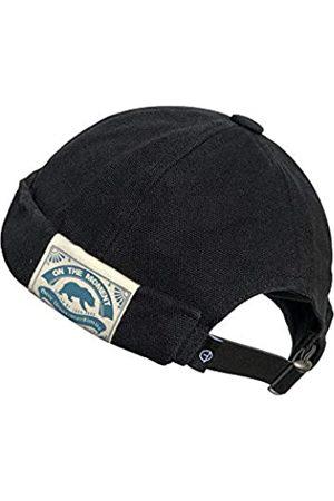 Croogo Brimless Docker Cap Rolled Cuff Harbour Hat Unisex Skull Cap Seemann Fisherman No Visor Cap Cool Beanie Hat Watch Cap