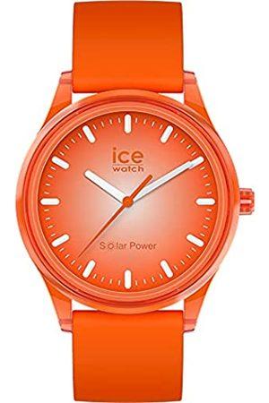 ICE-WATCH ICE solar power Sunlight - Herren/Unisexuhr mit Silikonarmband - 017771 (Medium)