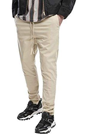 Urban classics Herren Tapered Cotton Jogger Pants Freizeithose