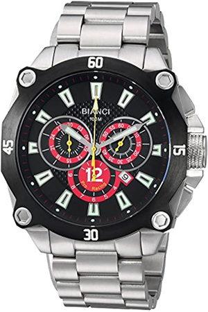 ROBERTO BIANCI WATCHES Herren analog Quarz Uhr mit Edelstahl Armband RB71013