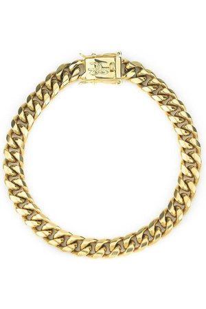 "The Gold Gods 8mm Miami Cuban Link 8.5"" Bracelet"