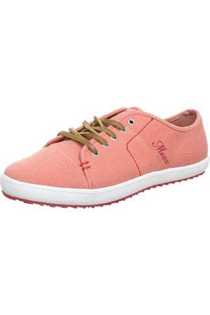Mexx Rebecca 1b F7AWK002, Damen Sneaker, Pink (Burnt Coral 690)