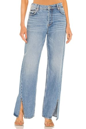 Free People Long Lines Slit Straight in . Size 28, 29.
