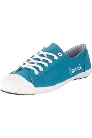 Bench Picante BLTA0148, Damen, Sneaker, Türkis (Turquoise Blue TQ006)