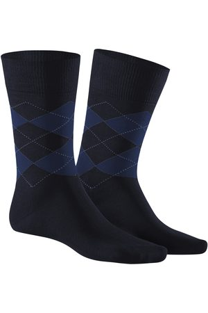 Kunert Socken »Andrew«, aus merzerisierter Baumwolle