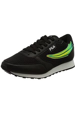 Fila Damen Orbit F wmn Sneaker, Black/Space