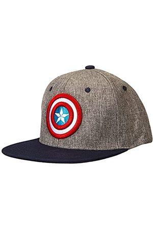 Cerdá Unisex-Kinder 8427934937165 Flat Visor Cap Avengers