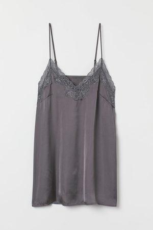 H&M Satinnachthemd