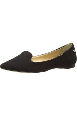 Blink BL 496 601294-H Damen Ballerinas, (Black 01)