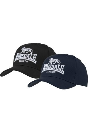 Lonsdale London Baseball Cap »WILTSHIRE«, (2 St.)